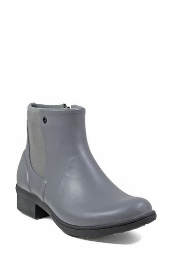 Bogs Auburn Insulated Waterproof Boot, Grey