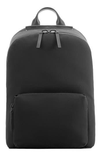 Men's Troubadour Nylon Backpack - Black