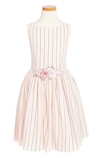 Girl's Pippa & Julie Stripe Dress