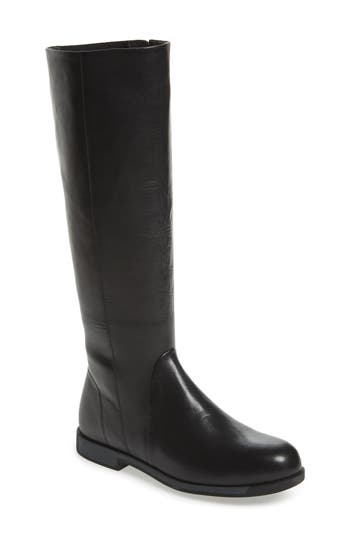 Camper Bowie Knee High Boot Black