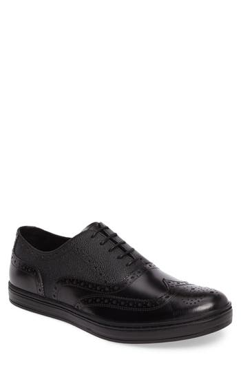 Kenneth Cole New York Wingtip, Black