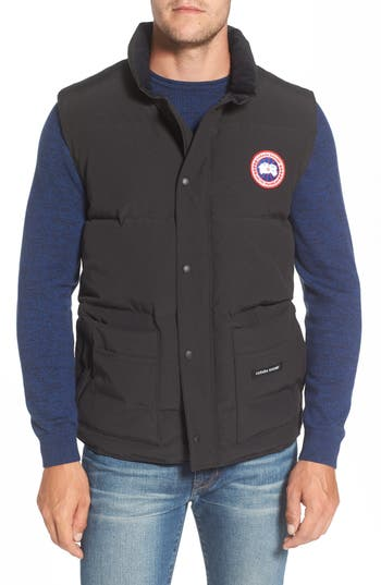 Canada Goose Freestyle Down Vest, Black