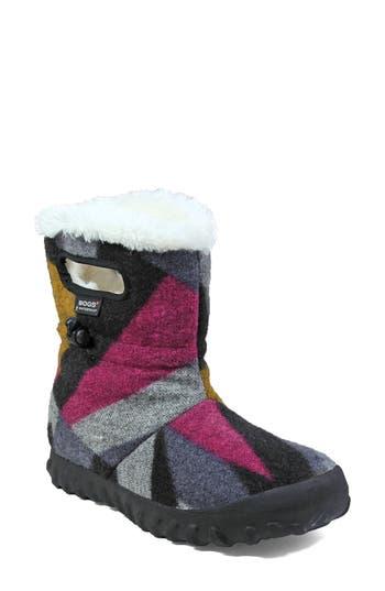 Bogs B-Moc Waterproof Boot, Grey