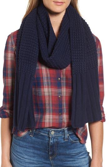 Women's Ugg Textured Wool Blend Cardi Scarf