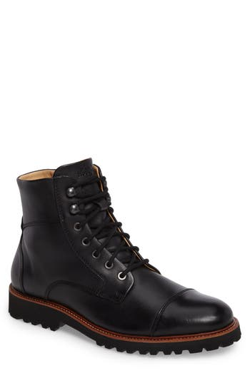 Men's Samuel Hubbard Uptown Maverick Cap Toe Boot