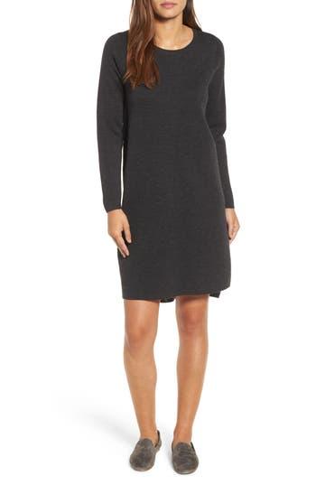 Women's Eileen Fisher Merino Wool Sweater Dress