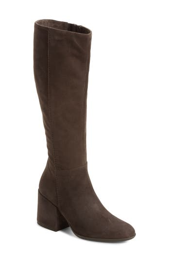 Sesto Meucci Vesper Knee High Boot- Grey