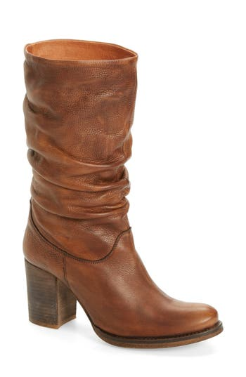 Matisse Tell It Block Heel Boot, Brown