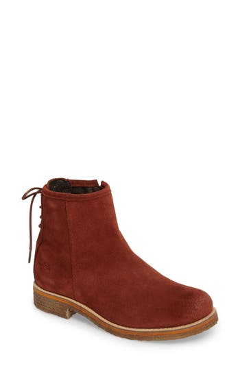 Bos. & Co. Bay Waterproof Boot - Red