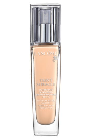Lancome Teint Miracle Lit-From-Within Makeup Natural Skin Perfection Spf 15 -