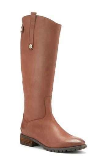 Women's Blondo Pakita Waterproof Riding Boot, Size 8 M - Brown