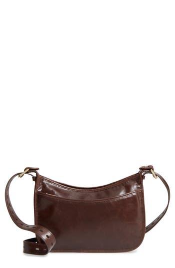 Hobo Chase Calfskin Leather Crossbody Bag -