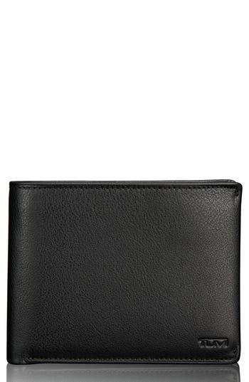 Tumi Global Passcase Wallet - Black