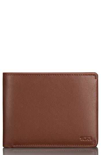 Tumi Global Passcase Wallet - Brown