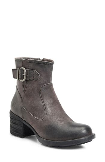 B?rn Gunn Engineer Bootie, Grey