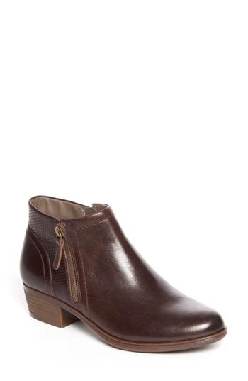 Rockport Cobb Hill Oliana Bootie- Brown