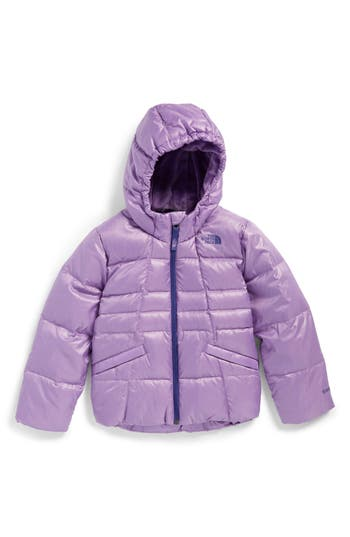 Toddler Girl's The North Face Moondoggy 2.0 Water Repellent Jacket