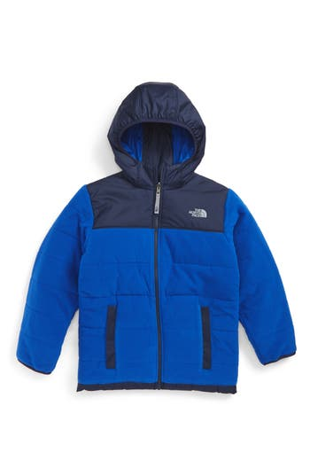 Boy's The North Face True Or False Reversible Jacket