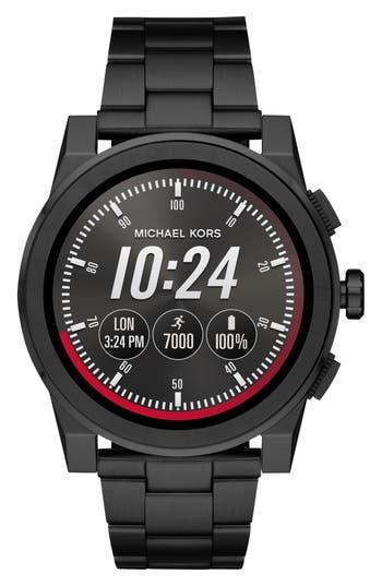 Michael Kors Access Grayson Smart Bracelet Watch, 47Mm