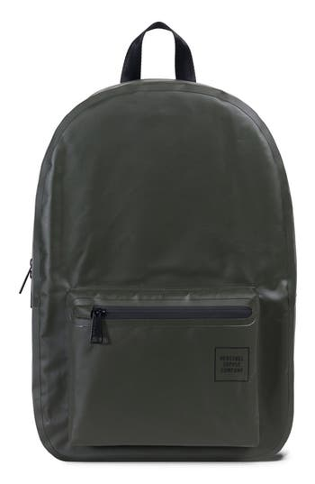 Herschel Supply Co. Settlement Studio Backpack - Green In Forest Night f11ad1a1ed