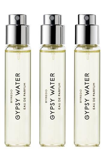 Byredo Gypsy Water Eau De Parfum Travel Spray Trio