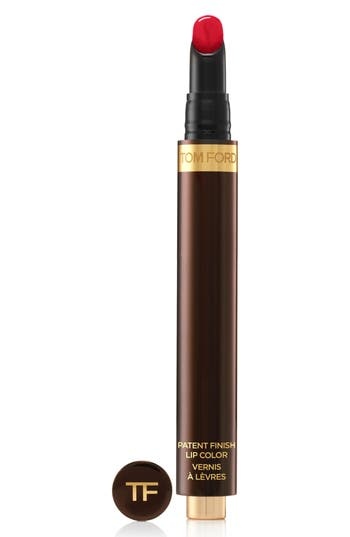 Tom Ford Patent Finish Lip Color - Dressed To Kill