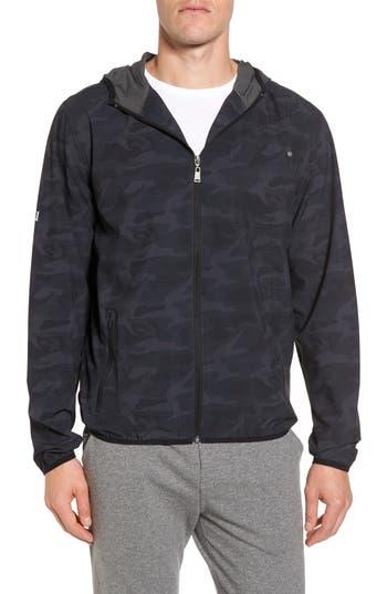 Vuori Outdoor Training Shell Jacket, Grey