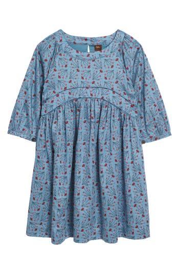 Girl's Tea Collection Aviemore Empire Dress