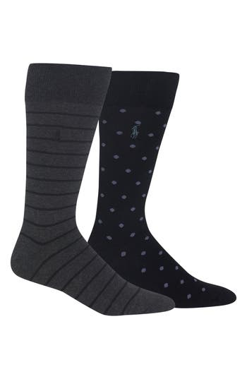 Men's Polo Ralph Lauren 2-Pack Socks
