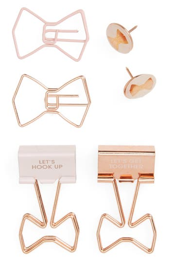 Ted Baker London Stationery Stack - Pink