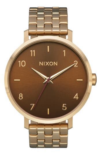 Nixon THE ARROW BRACELET WATCH, 38MM