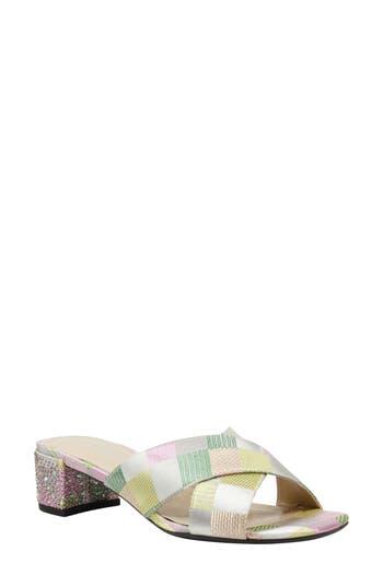 Women's J. Renee Cindee Slide Sandal, Size 11 D - Pink