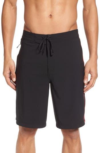 Hurley Phantom Jj4 Board Shorts, Black