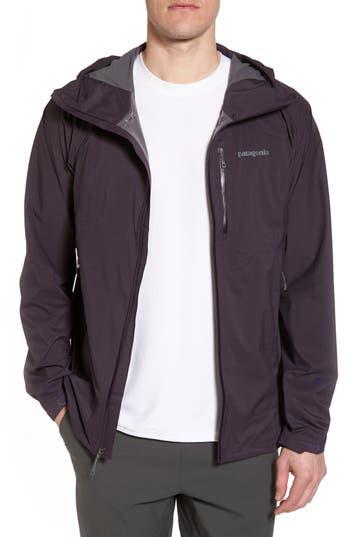 Patagonia Stretch Rainshadow Jacket, Purple