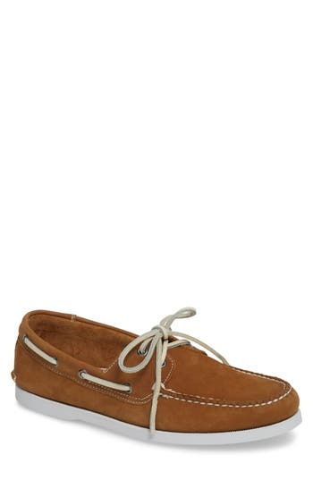 1901 Pacific Boat Shoe, Brown