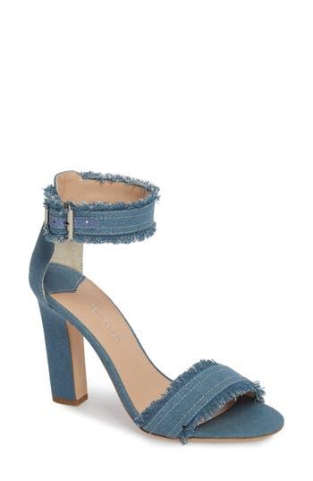 Women's Tony Bianco Axel Sandal, Size 5.5 M - Blue