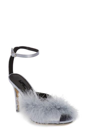 Women's Topshop Roar Feather Sandal