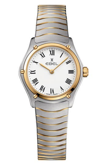 Ebel Sport Classic Bracelet Watch, 2m