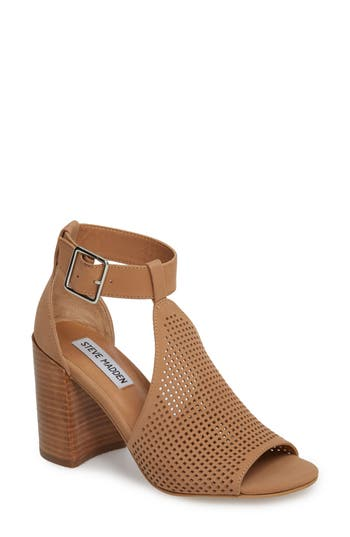 Steve Madden Sawyer Sandal, Brown