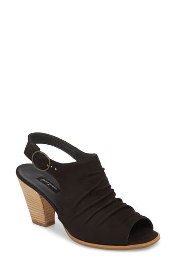 Paul Green Rival Sandal - Black