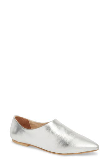 Coconuts By Matisse Dolce Flat- Metallic