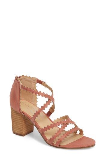 Coconuts By Matisse Aiden Block Heel Sandal, Pink
