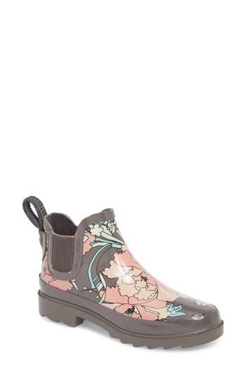 Sakroots Rhyme Waterproof Rain Boot, Pink