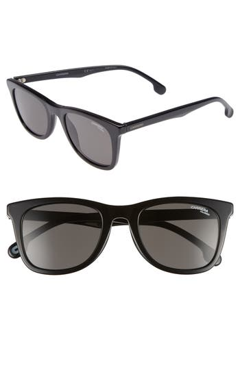 Carrera Eyewear 51Mm Polarized Sunglasses - Black Ruthenium