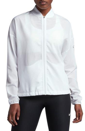 Nike Flex Bliss Training Jacket, White