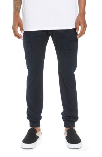 Zanerobe Sureshot Cargo Jogger Pants, Blue