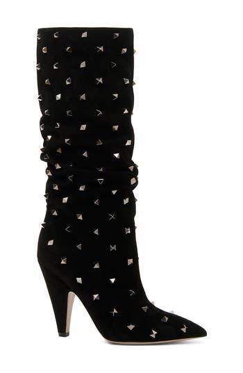 Valentino Garavani Bootstuds Boot, Black