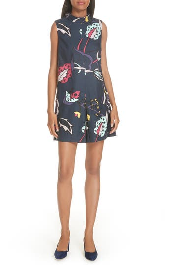Colour By Numbers Tamio Romper, Navy