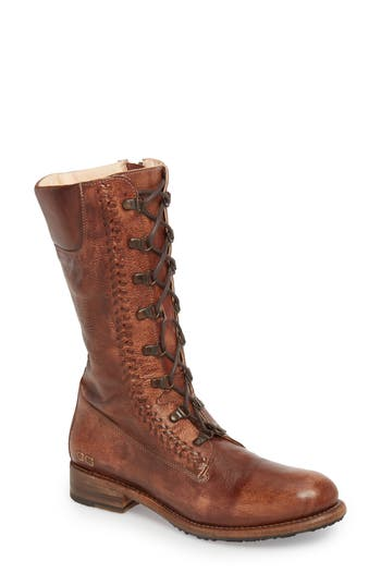 Bed Stu Dundee Boot- Brown