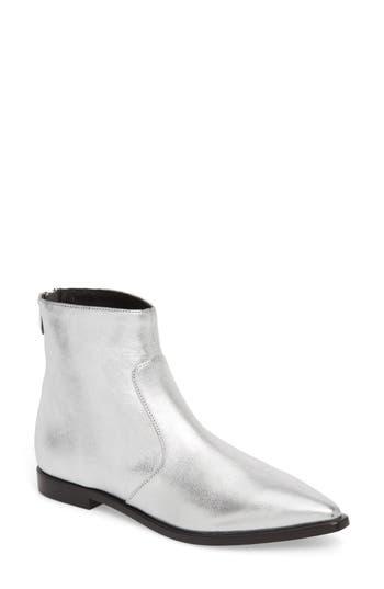 Sigerson Morrison Eranthe Ankle Boot Grey